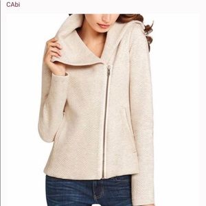 Cabi Quilted Moto Jacket